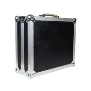 12'' Inch Turntable Case Black